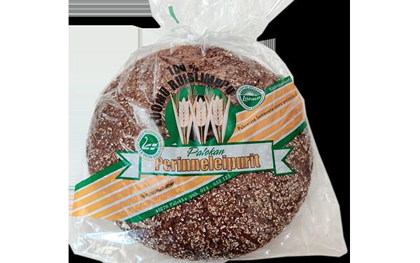 Perinneleipurit Luomu ruislimppu