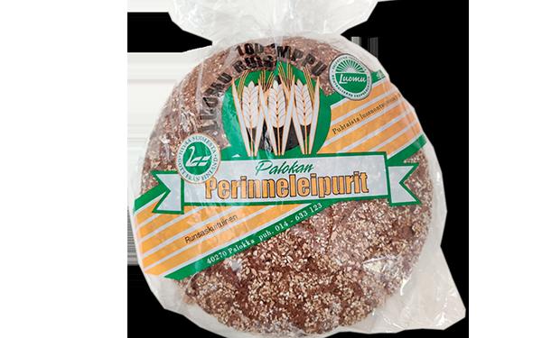 Perinneleipurit Pieni Luomu ruislimppu